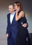Robert De Niro and Jennifer Lawrence