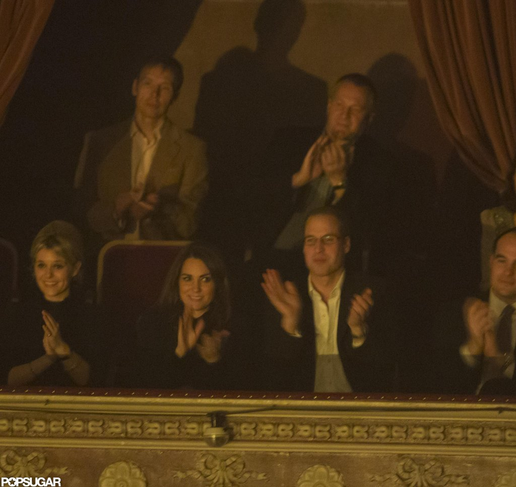 Kate Middleton Celebrates Her Birthday at a Show With William and Family