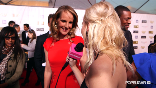 "Video: Helen Hunt Says John Hawkes's Oscar Snub Was ""Not the Best Part"" of Her Morning"