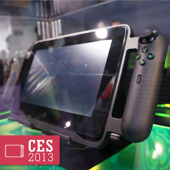 Razer Edge Tablet For Hardcore Gamers Shines at CES