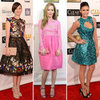 Style Poll: Nina Dobrev &amp; More In Short Dress Critics Choice