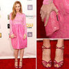 Leslie Mann at Critics' Choice Awards 2013