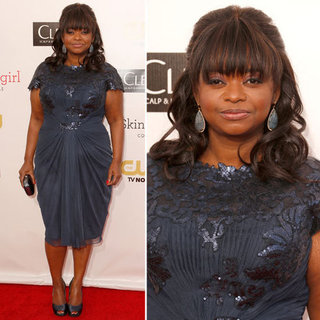 Octavia Spencer at Critics' Choice Awards 2013