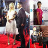 Celebrity Twitter Pictures At 2013 People&#039;s Choice Awards
