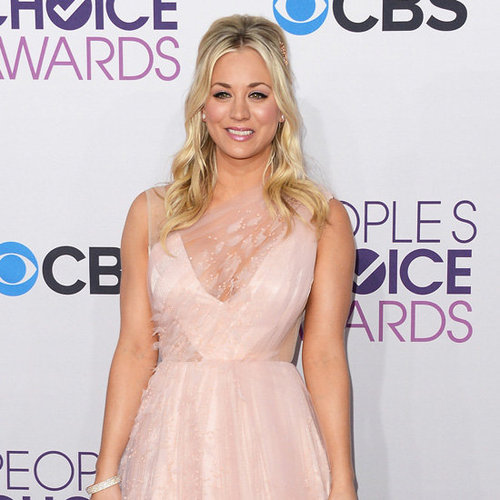 Kaley Cuoco Pictures at 2013 People's Choice Awards