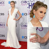 Pics of Taylor Swift at the 2013 People's Choice Awards