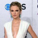 Pictures of Taylor Swift at the 2013 People's Choice Awards
