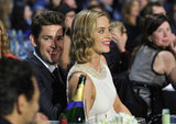 Stars Mingle Inside the Critics' Choice Awards