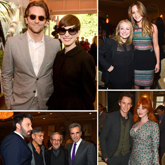 The Star-Studded AFI Awards Bring Out Ben, George, Jennifer, and More