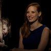 Jessica Chastain Talks About Award Season (Video)