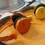 iLuv Canvas Headphones
