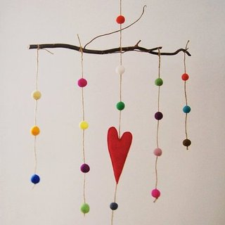 Heart Decor For Kids Rooms