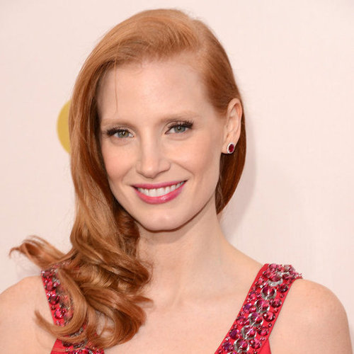 Pictures of Jessica Chastain at the Critics Choice Awards