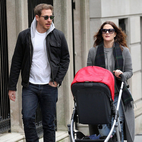 Drew Barrymore and Will Kopelman Shop With Olive | Pictures