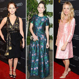 Marion and Sienna Join the A-List Style Set at the BAFTA Tea Party