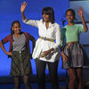 Photos of Sasha and Malia Obama's Style