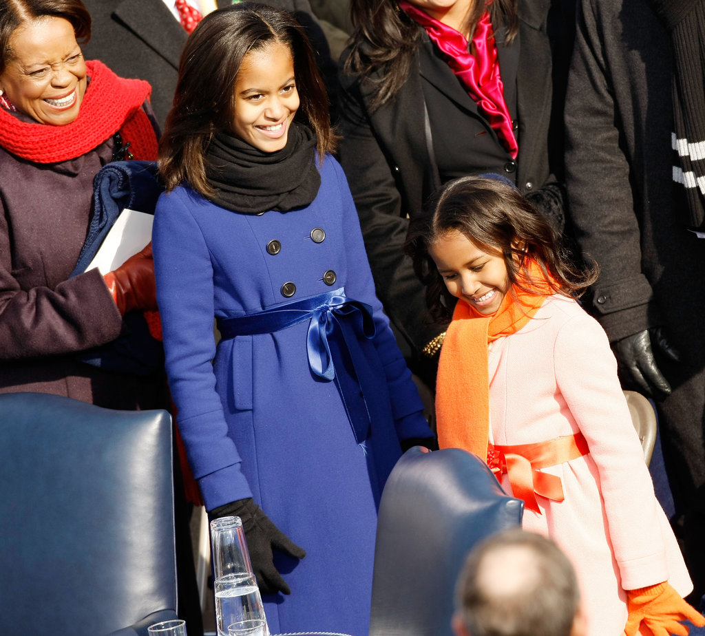 President Obama's First Inauguration, January 2009