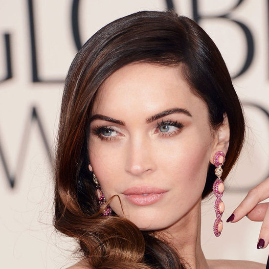 best celebrity hair makeup beauty miranda kerr megan fox