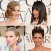 Golden Globes Hair and Beauty 2013 |Red Carpet Pictures