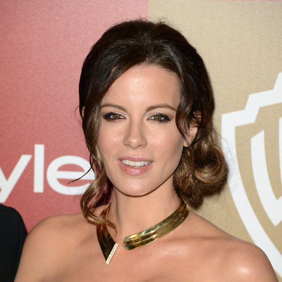 Kate Beckinsale | Golden Globes Hair 2013