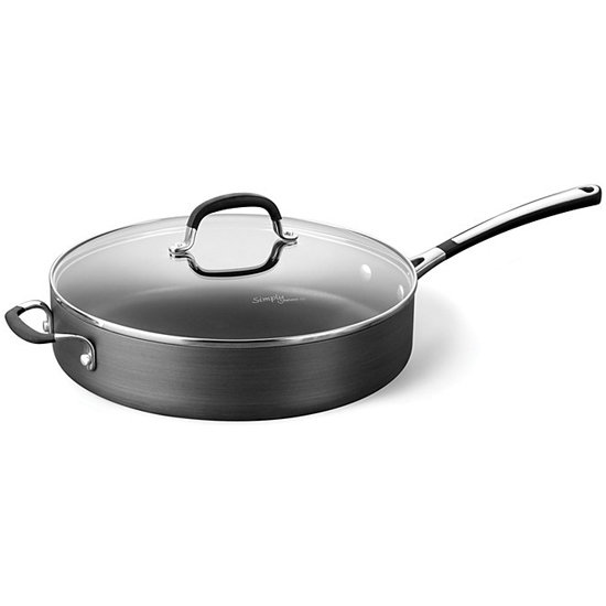 12-Inch Sauté Pan With Lid
