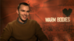 Nicholas Hoult on Warm Bodies, X-Men and How He'd Survive a Zombie Outbreak