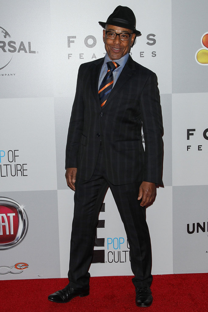 Giancarlo Esposito hit up the red carpet.