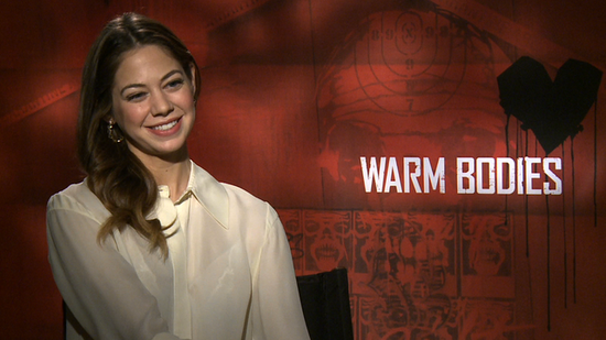 "Warm Bodies' Analeigh Tipton Says She's Interested in ""Brave"" Fifty Shades of Grey Role"