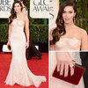 Pics of Megan Fox in Dolce & Gabbana at 2013 Golden Globes