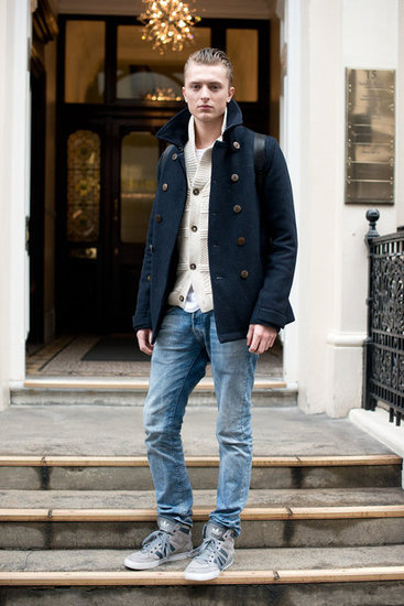 London Collections: Men&#039;s Fall 2013
