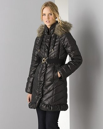 Trend Alert: Structured Parkas and Puff Coats