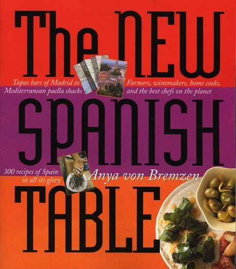 Spanish: The New Spanish Table