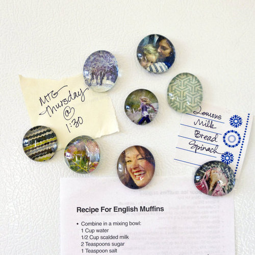 How to Make Picture Magnets
