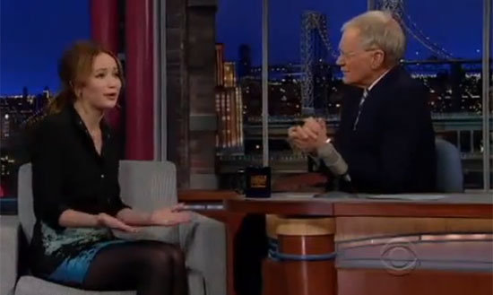 Jennifer Lawrence on Her Introduction to Acting — Through Lying!