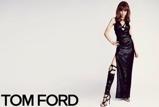 Tom Ford Spring 2013