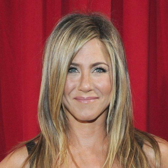 Jennifer Aniston is the Face of Aveeno
