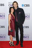 Jared Padalecki and Genevieve Padalecki