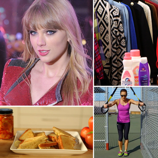Blunt Bangs & a Spicy-Sweet Classic: The Best of PopSugarTV This Week!