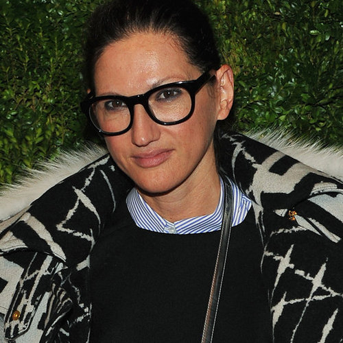 Jenna Lyons Interview About Girlfriend Courtney Crangi