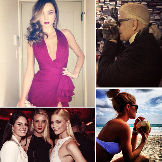 Celebrity Candids: See What Miranda, Karl, Rosie & more got up to this week