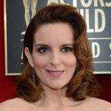 Tina Fey: SAG Awards Hair 2013
