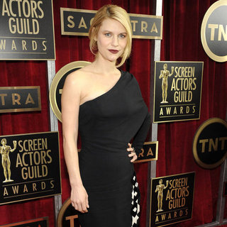 Claire Danes at the SAG Awards 2013
