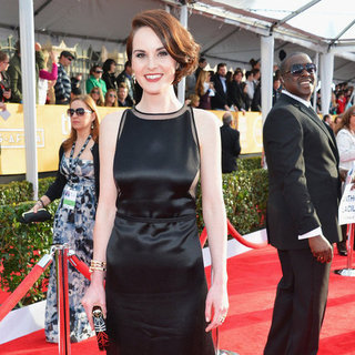 Michelle Dockery at the SAG Awards 2013 | Pictures
