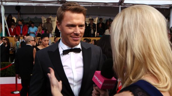 Video: Homeland's Diego Klattenhoff on Mike and Jessica's Romantic Future