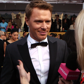 Homeland's Diego Klattenhoff at SAG Awards (Video)