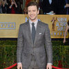 Justin Timberlake at the SAG Awards 2013 | Pictures