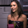 Nina Dobrev SAG Awards Party (Video)