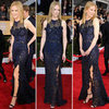 Nicole Kidman in Sheer Vivienne Westwood at 2013 SAG Awards