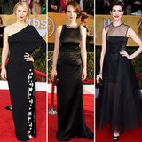 The Not-So-Basic Black Dress Strikes Again (and Again) at the SAGs