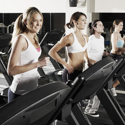 Elliptical,Treadmill, and Bike 45-Minute Workout